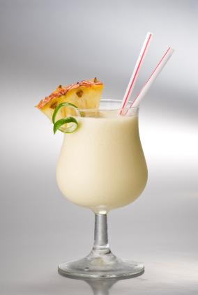 Recipes Classic Pina Colada