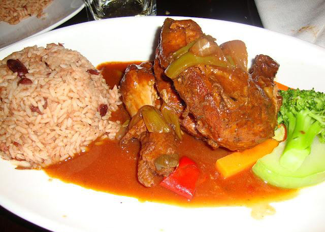 Brown Stew Chicken Recipe - Jamaican Country Style