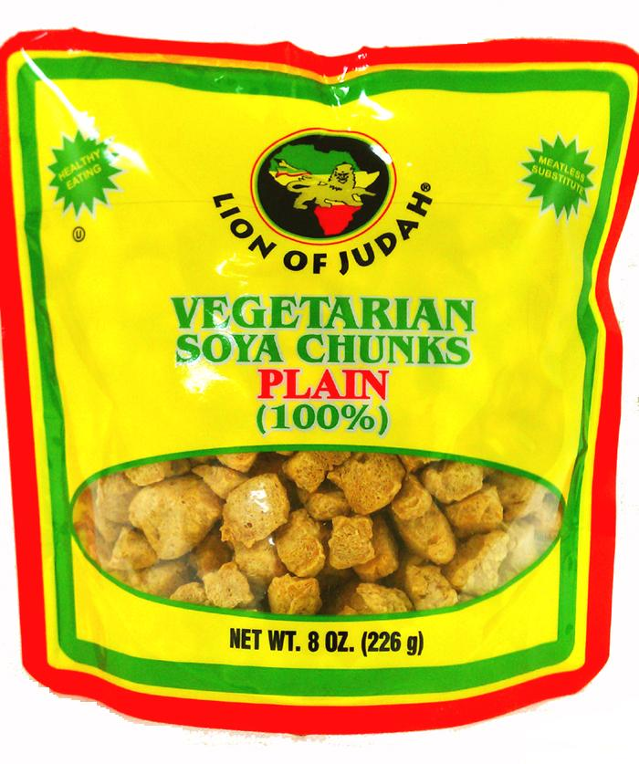 Jamaican Curry Veggie Chunks Recipe