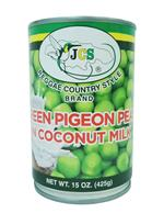 JCS Green Pigeon w coco milk 15 oz