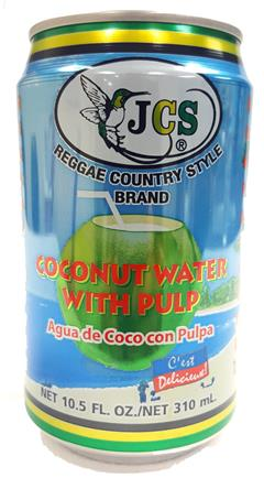 Coconut WATER 10.5oz JCS293