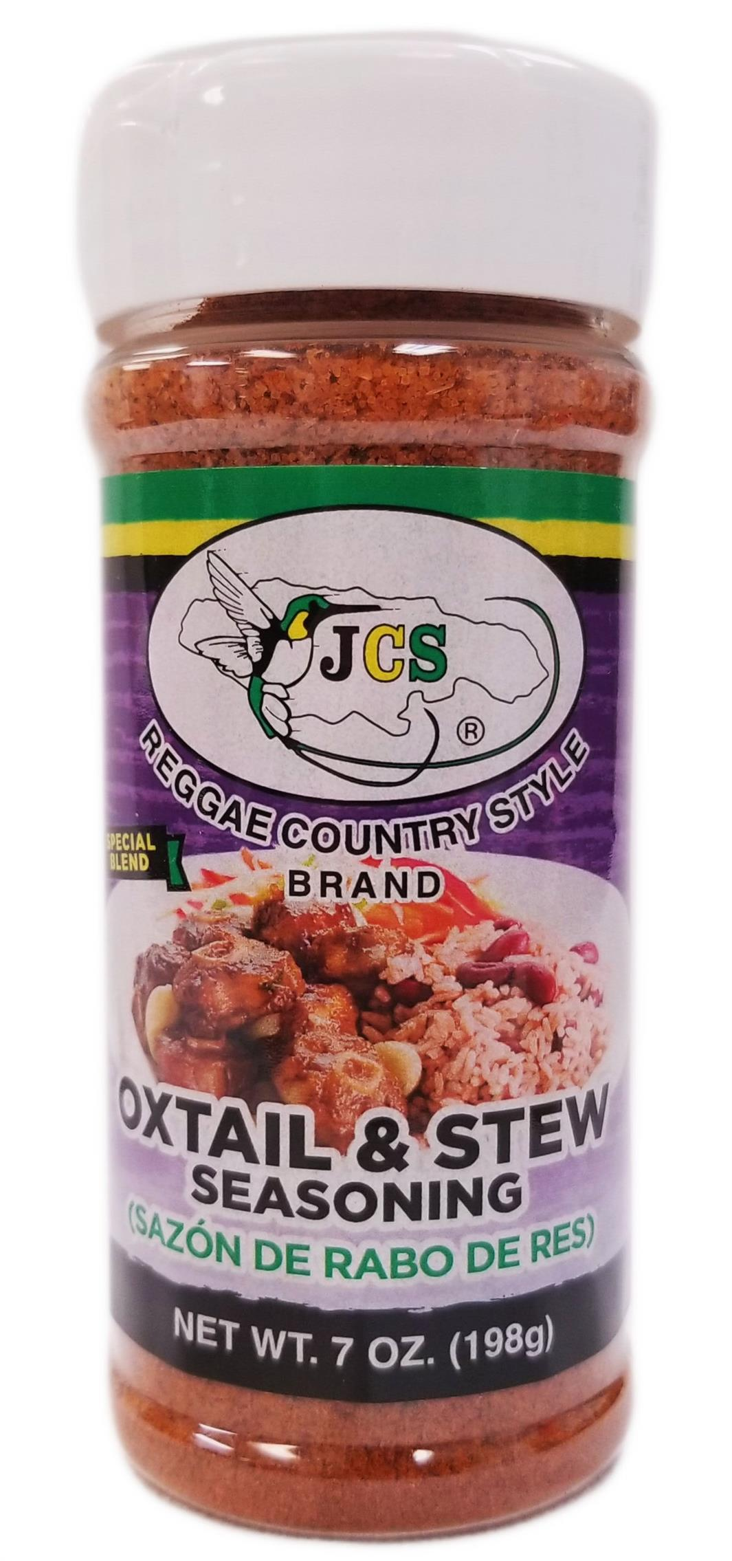 JCS Oxtail and Stew seasoning 7 oz.