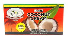 COCONUT CREAM 5oz JCS145