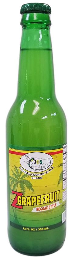 ZEE GRAPEFRUIT DRINK 12oz JCS409