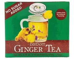 JCS No Added Sugar Instant Ginger Tea